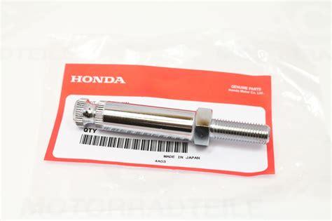 Motorradteile Verchromen Kosten by Honda Cb 750 Four K0 K1 K2 Blinkerstange Stange Arm