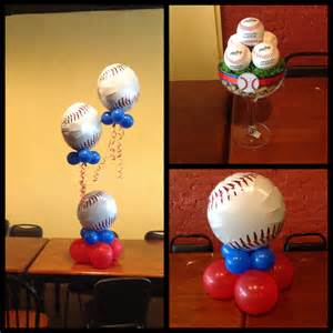 baseball theme boy babyshower baby shower