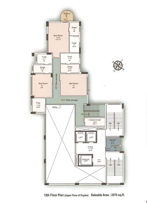 Floor Plans Ideal Legacy Iron Side Road Opposite Birla Duplex House Plans In Lucknow