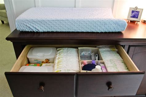 How To Organize Baby Dresser Drawers by Nesting Not Just For The Birds Sweetnest