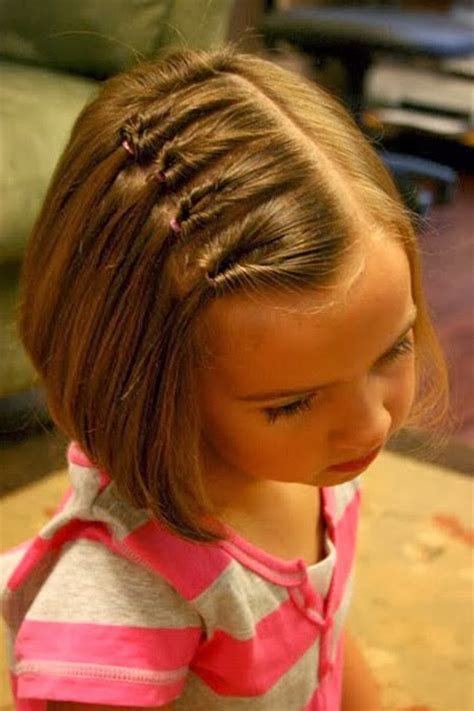 hairstyles little girl fine hair cute hairdos for short hair for little girls hair and