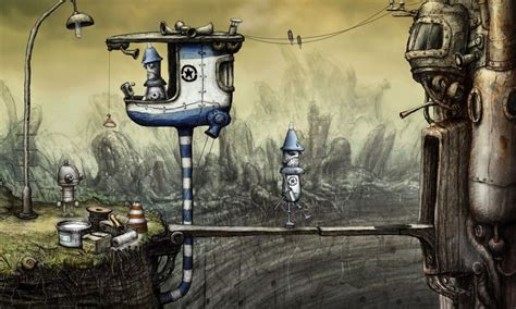 machinarium games  windows phone  machinarium