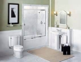 Determining the best bathroom color schemes for small bathrooms