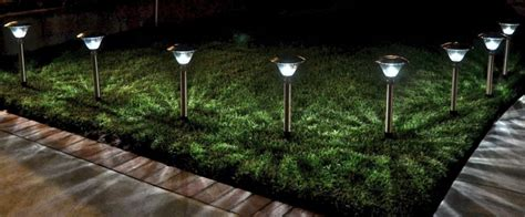 garden lights solar powered the powerbee guide to buying solar garden lights