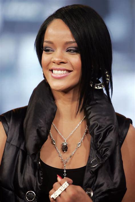 Rihanna Supersized Hoop Earrings by More Pics Of Rihanna Sterling Hoops 11 Of 23 Rihanna
