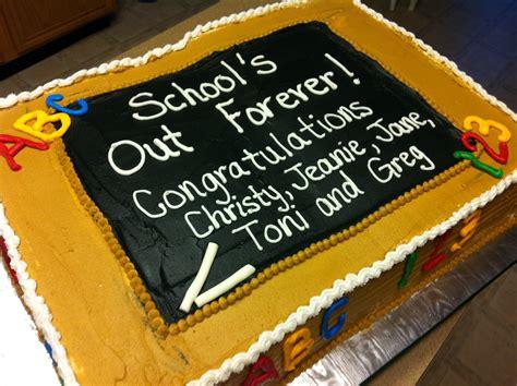 Baby Shower Cakes Nautical Theme - teacher retirement cake lullabellecakes