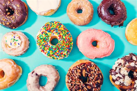 Fundoh Amazing Food 12 different ways to say doughnut across the u s