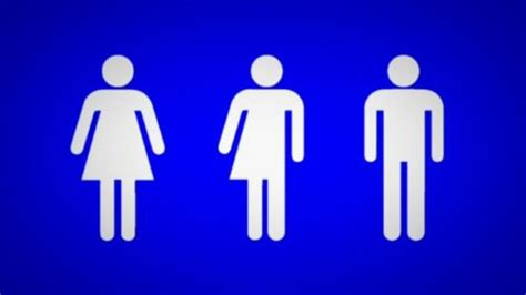 gender bathroom signs sorry betsy and jeff transgender rights are a federal