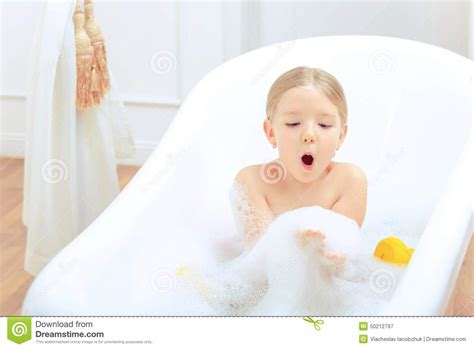 cute girls in bathroom cute little girl in the bathroom stock photo image 50212797