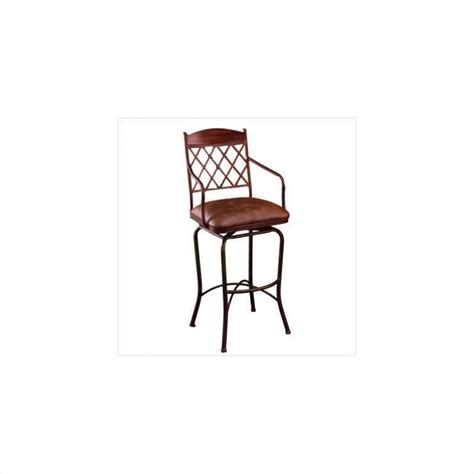 napa bar stool pastel furniture napa ridge 30 quot swivel bar stool in