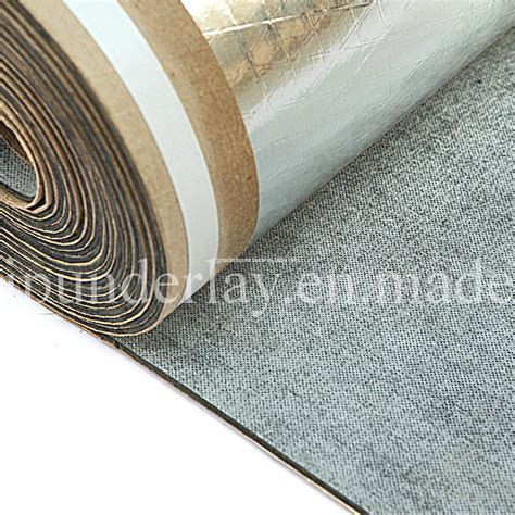 Which Carpet Underlay - china acoustic pu foam carpet underlay with non woven