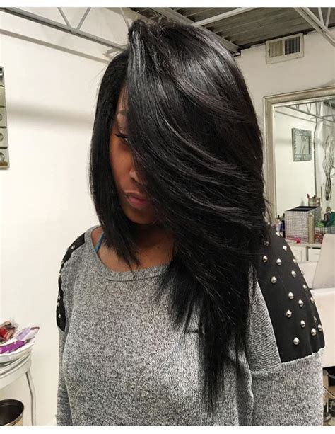 layered bob style sewins 17 best ideas about bob sew in on pinterest short sew in