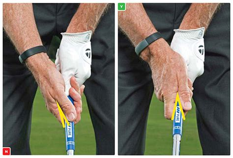 strong golf grip swing quick fixes clarence von aspern