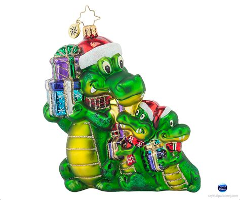 Radko Ornaments Sale - 1017696 christopher radko gifted gators ornament