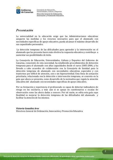 gu 237 a de instalaci gua de deteccin temprana de discapacidades trastornos gu