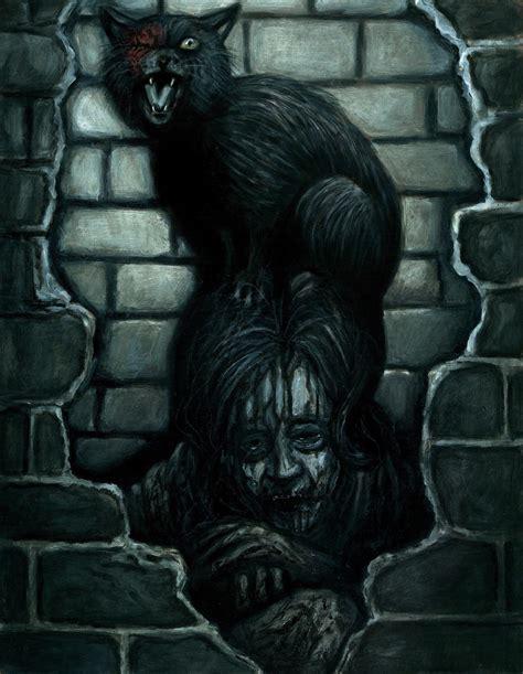 imagenes del libro narraciones extraordinarias de naranjas y paradojas el gato negro edgar allan poe