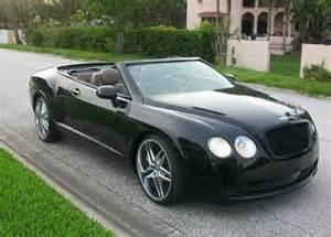 Sebring Bentley Conversion