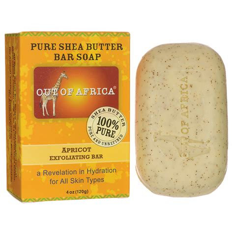 top rated bar soap out of africa pure shea butter bar soap apricot