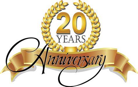 20 years work anniversary clip art bing images