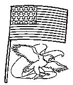 small american flag coloring page independence day flags coloring pages for kids