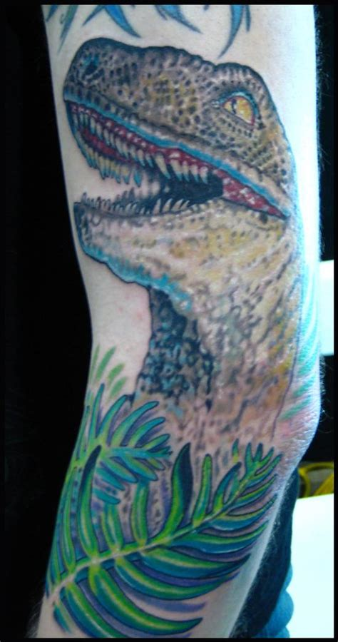 velociraptor tattoo pics for gt raptor