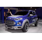 RAPTOR REPORT How The EcoSport Storm Could Really Rock