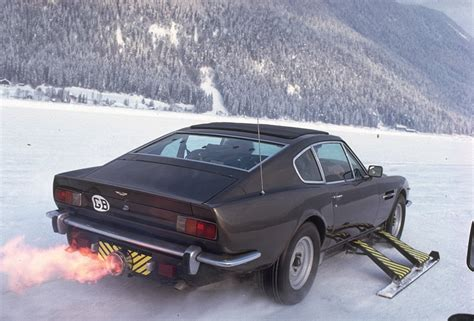 Living Daylights Aston Martin by Celebrating 30 Years Of The Living Daylights At Bond In
