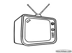 televisiones para colorear imagui
