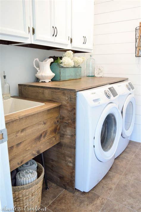 diy utility sink makeover utility room