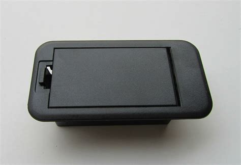 Batere Cover By 9v battery cover battery box compartment for guitar