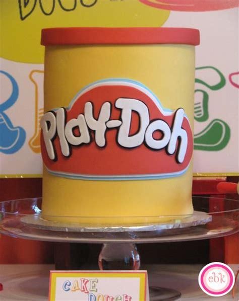 Doh Cake Decor play doh cake picmia