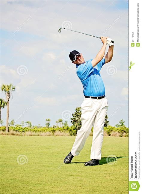 golf swing image golf swing stock photography image 31170402