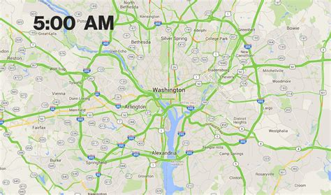 dc traffic map gridlock relive the agony of d c s metro shutdown