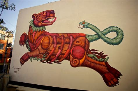 sego unveils  brand  mural  mexico df