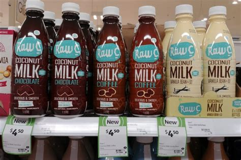 Coconut Milk Shelf by New On The Shelf At Coles 30th December 2017 New Products Australia