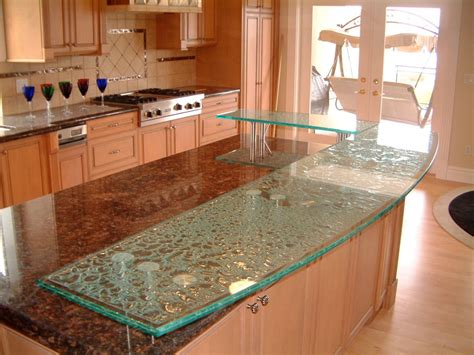 green glass countertops quotes