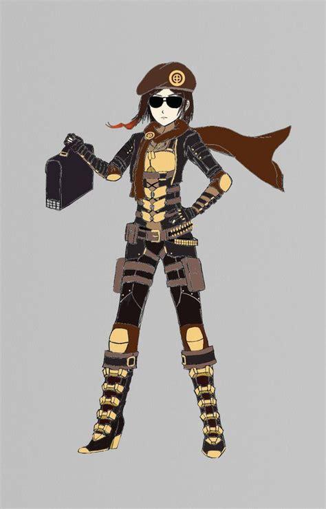 coco adel coco adel armored attire wip rwby pinterest art