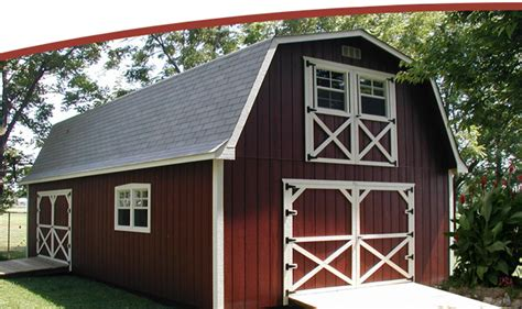 Prefabricated Sheds For Sale by Buy Prefab Garages In Ky Overholt Sons