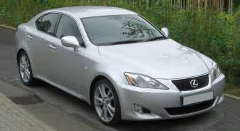 Where Is Lexus From File Lexus Is250 Silver Jpg Wikimedia Commons