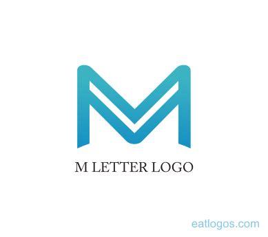 free logo design letter m letter m vector logo design download vector logos free