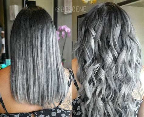 gray hair color shades 85 silver hair color ideas and tips for dyeing