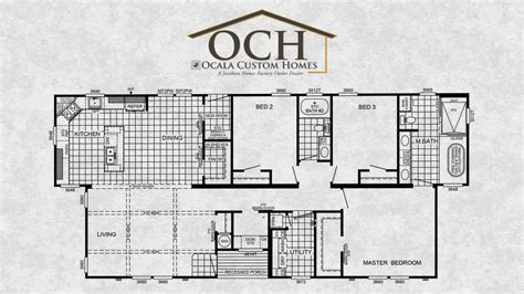 ocala custom homes floorplans nrg 2018 the ryker1 ocala