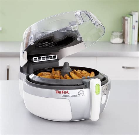 kitchen low fryer tefal 1 5kg electric actifry family low fryer kitchen fries basket new ebay