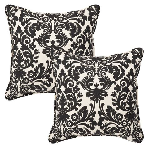 large decorative bed pillows living room black throw pillows for couch black and