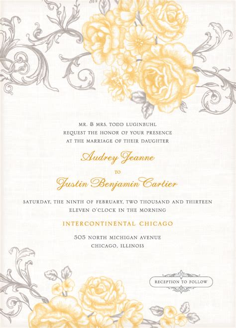 templates for wedding invitations free to wedding invitation wording invitation templates