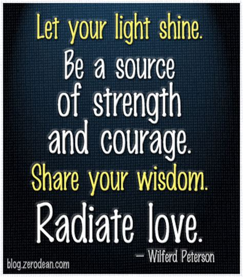 inspirational quotes about letting your light shine let your light shine quotes quotesgram