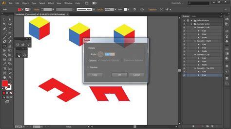 tutorial youtube illustrator adobe illustrator isometric action tutorial youtube