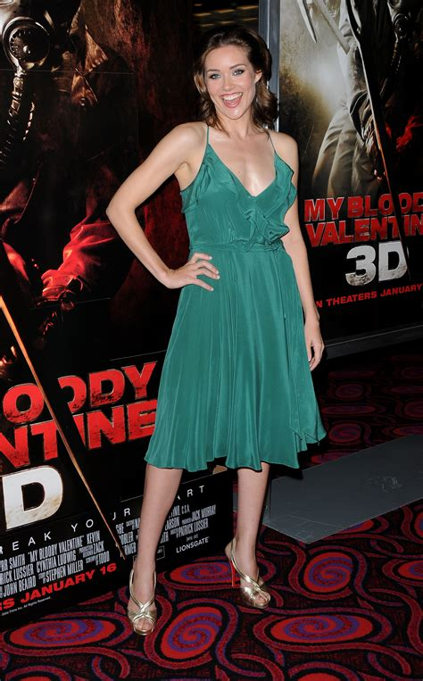 megan boone la special screening of bloody