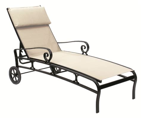 Sling Chaise Lounge Chairs by 15 The Best Sling Chaise Lounge Chairs For Outdoor