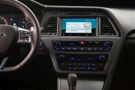 Lu Mobil Hyundai android auto lu hyundai sonata yollara 231 箟kmaya haz箟rlan箟yor